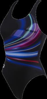ARENA Damen Schwimmanzug FLASHING LIGHTS V
