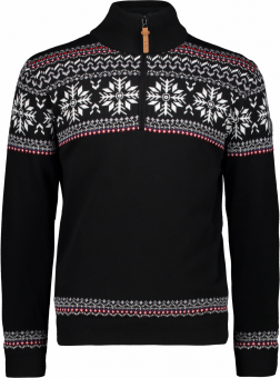 MAN KNITTED PULLOVER