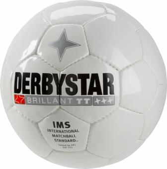 DERBYSTAR FUßBALL BRILLANT TT 5