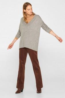 modern V-neck Sweaters