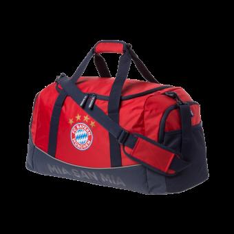 Kinder-Sporttasche Mia san mia rot