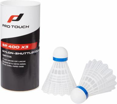 Badminton-Ball SP 400 x3
