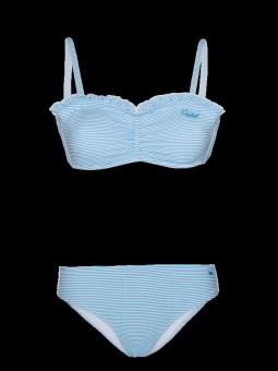 CELERY bandeau bikini