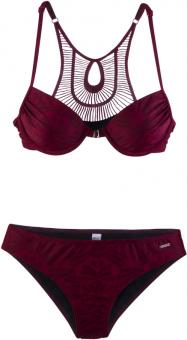 LUSTY BCUP wire bikini