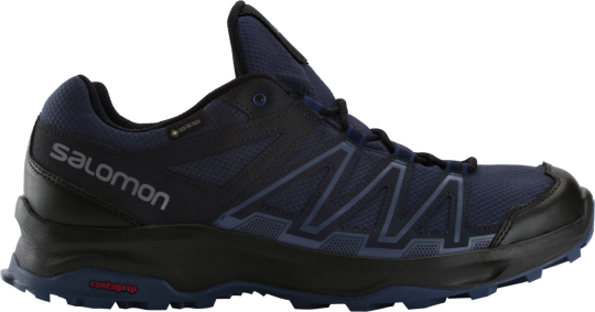 SHOES LEONIS GTX NAVY BLAZE/BK/SARG