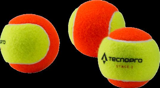Tennis-Ball Stage 2 Polybag